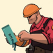 Team Fortress Adventure Time Accessories
